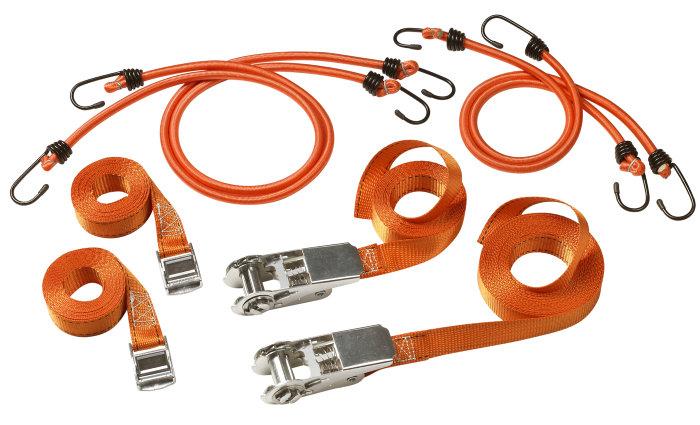 Flyttepakke til fastspænding 8 dele - Master Lock