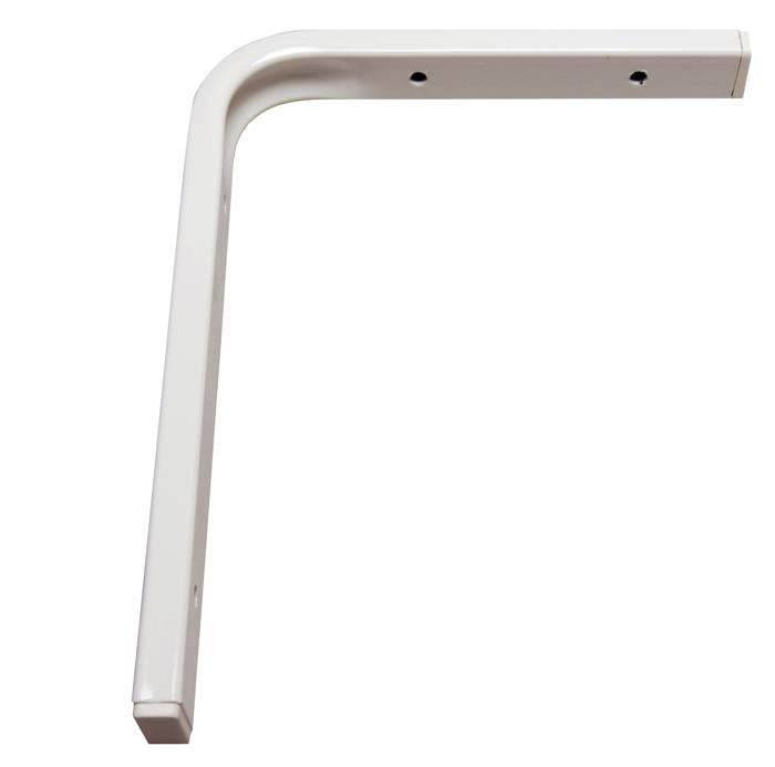 Hyldeknægt F-profil 150 x 200 mm hvid