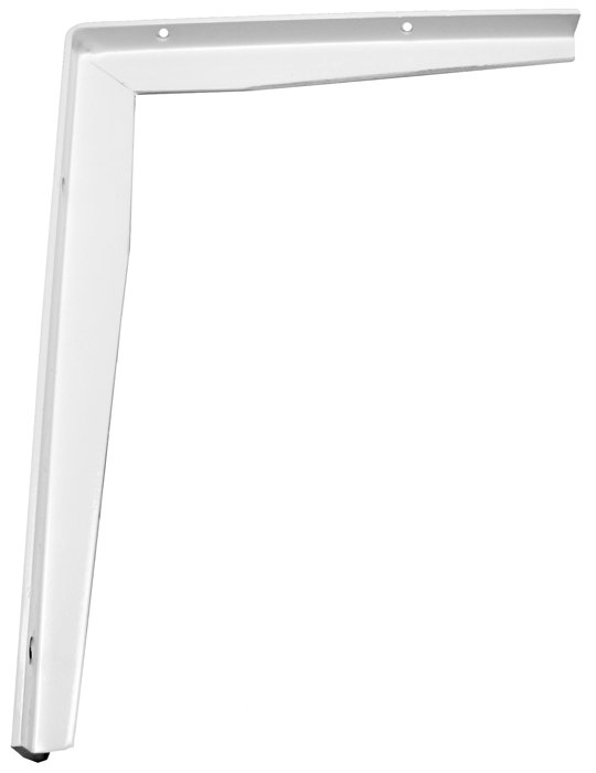 Bordbæring t-profil 300 x 400 hvid