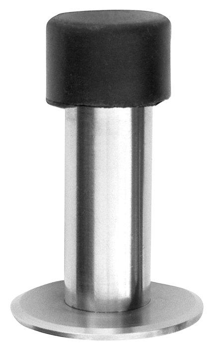 Dørstopper rustfri 75 mm