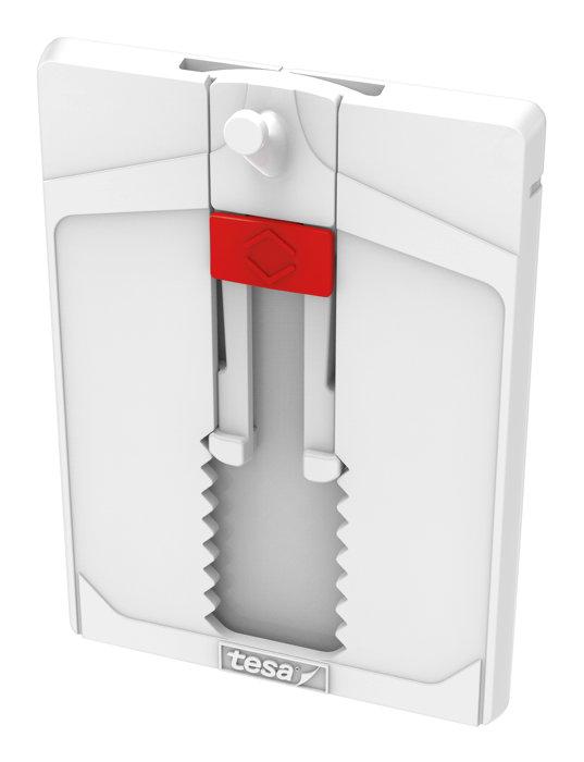 Tesa limspiker justerbar for fliser og metall 4 kg - 2 stk.