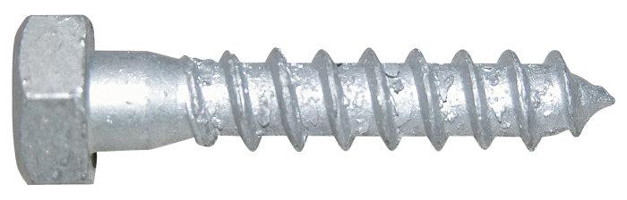 NKT Fransk skrue 6 x 30 mm