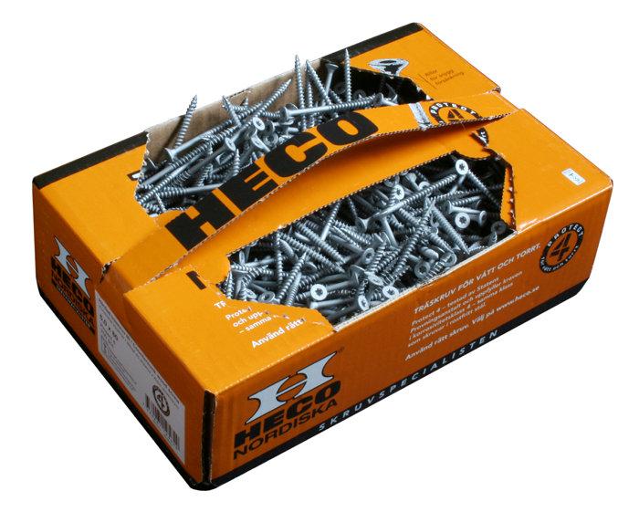 Träskruv Protect 4 5x80