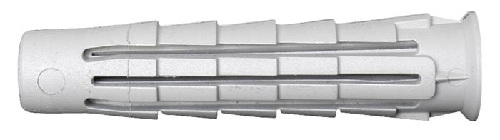 T6 universaldybel 8 x 40 mm, 10 stk.
