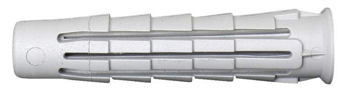 T6 universaldybel 10 x 50 mm, 8 stk.