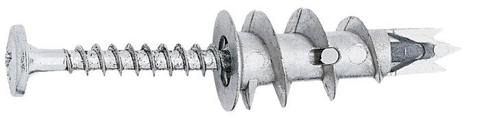 Dybel driva 4,5 x 35 metal 8 stk.