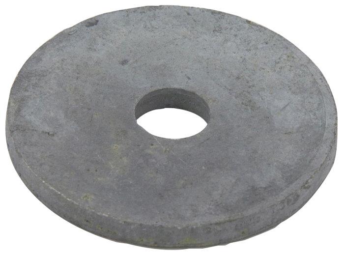 Skive M10 Ø50 mm, 2 stk.
