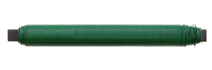 Vindseltråd grønlakeret 0,5 mm x 60 m - 2 stk.
