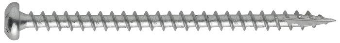 NKT spunskrue elforzinket 4,0 x 50 mm - 15 stk.