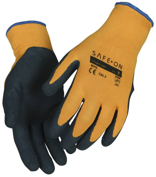 Handske Orangegrip