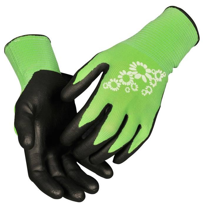 Safe-On Garden handsker grøn