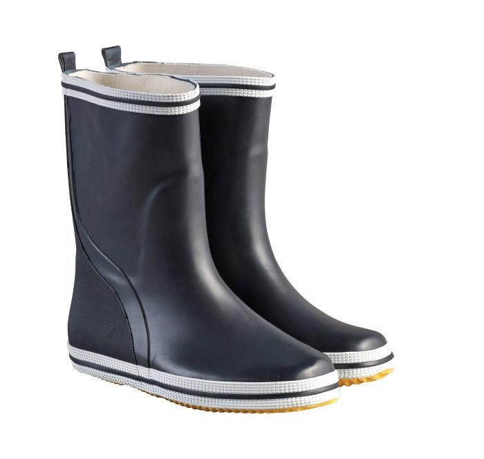 Gummistøvler Str. 43 Sorte gummistøvler