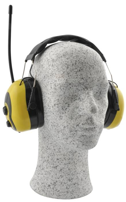 Hörselkåpa AM/FM