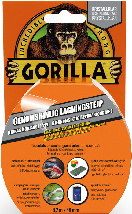 Reparationstejp Gorilla