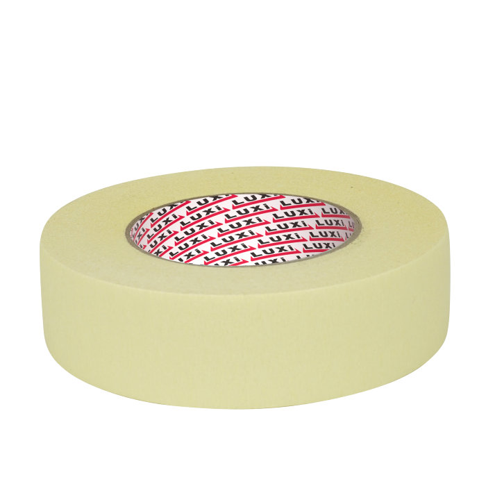 Malertape extra crepe prof 25mm x 50m - Luxi