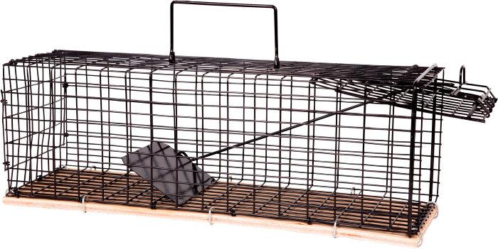 Råttfälla för levandefångst