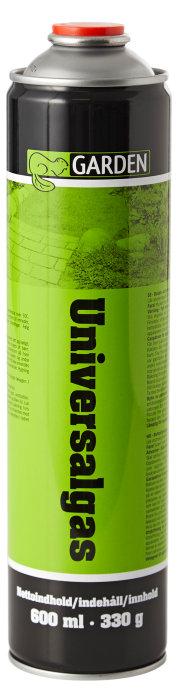 Garden universalgas 600 ml / 330 gram