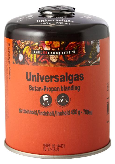 Universalgas 450 g - Grillexpert