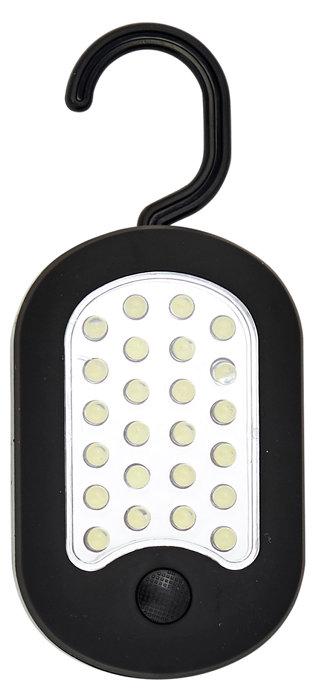 Arbejdslampe med 27 LED