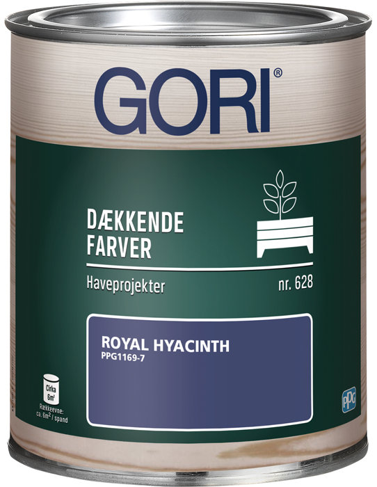 GORI 628 royal hyacinth 0,75 liter