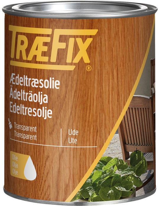 Ædeltræsolie klar 1 liter - Træfix