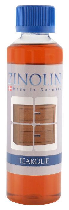 Teakolie 250 ml - Zinolin