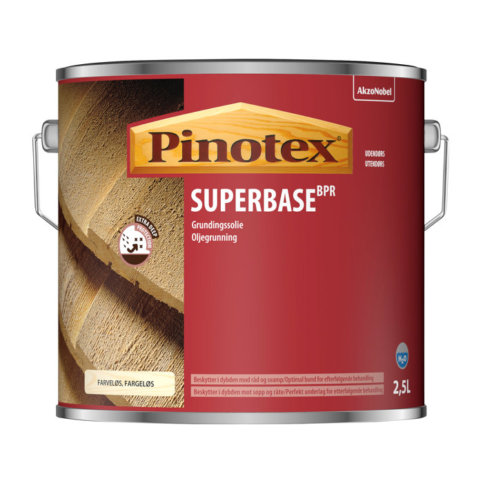 Pinotex Super Base BPR 2,5L