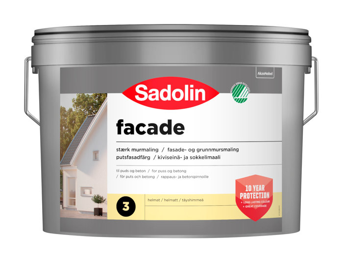 Sadolin facademaling Base BW 2,5L