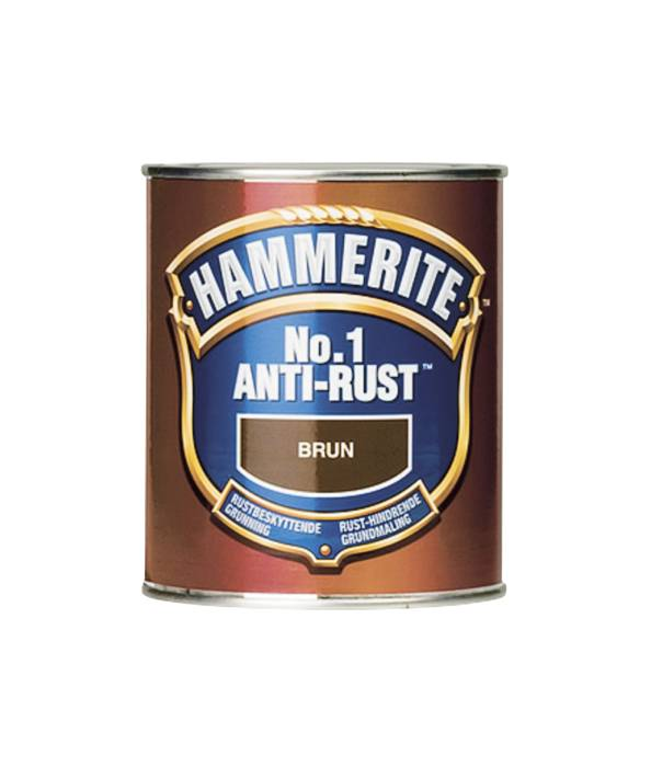 Hammerite No. 1 Anti Rust Primer brun 750 ml