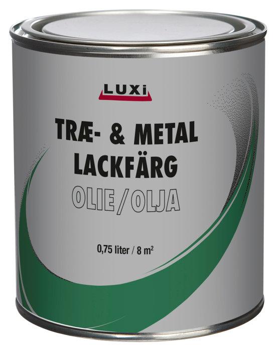 Lackfärg O-40 Luxi Vit