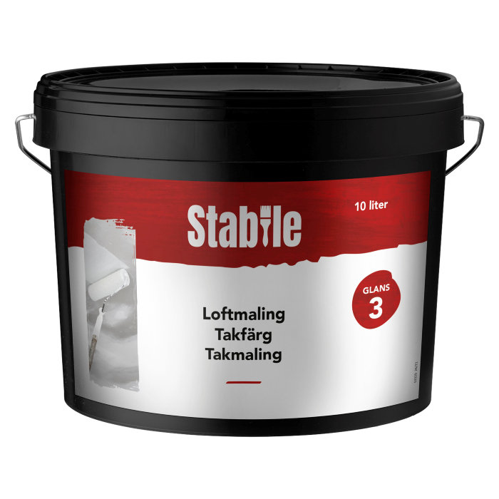 Takfärg 3 Stabile