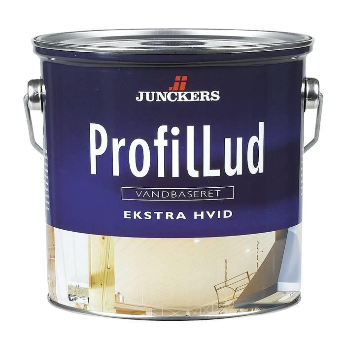 Junckers Profillud ekstra hvid 2,5 liter