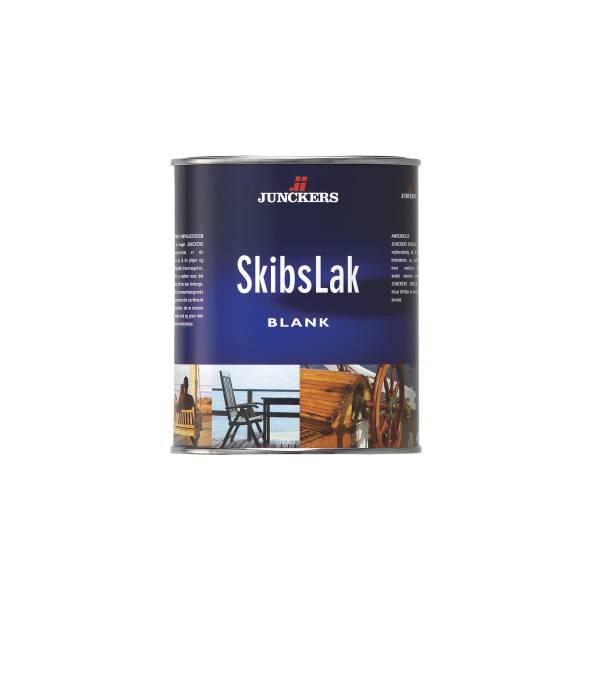 Junckers SkibsLak blank 0,75 liter