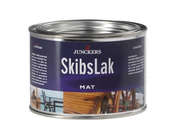 Junckers SkibsLak mat 3/8 liter