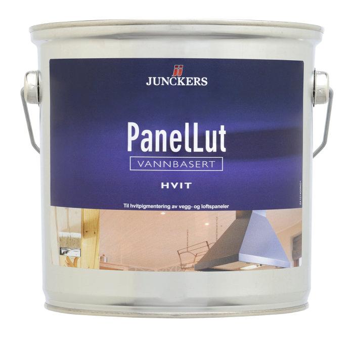 Junckers profillut 2,5l hvit