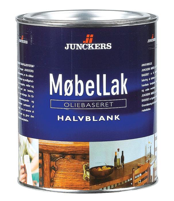 Junckers møbellakk halvblank
