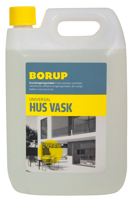 Borup universal husvask 2,5 liter