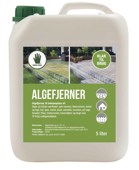 Grønne Fingre algefjerner 5L