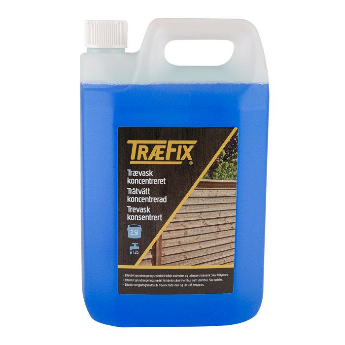 Trævask 2,5 liter - Træfix