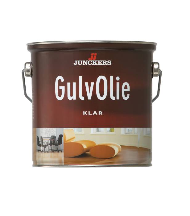 Junckers Gulvolie klar 2,5 liter
