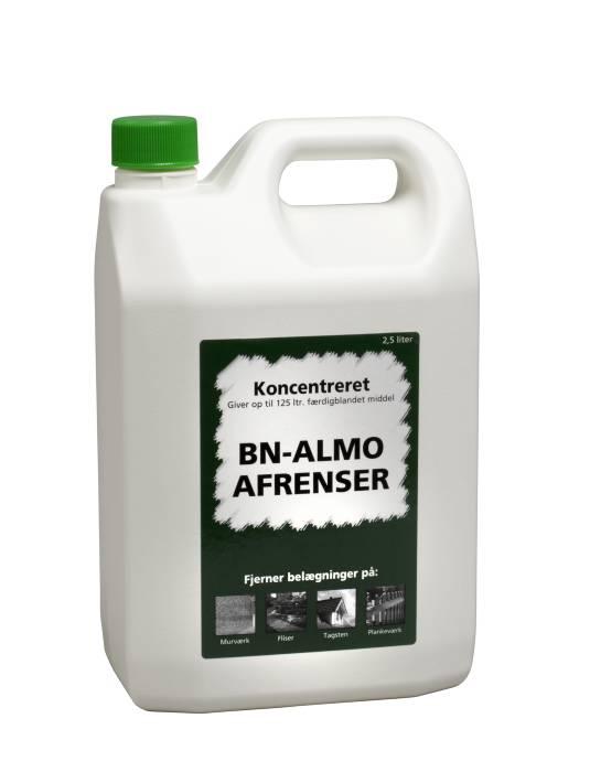 BN-ALMO afrenser 2,5 liter koncentreret