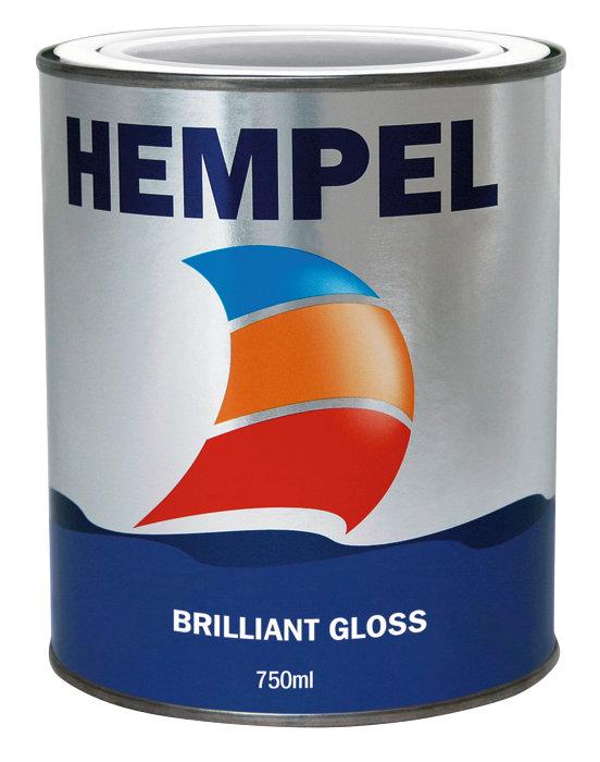 Hempel Brilliant Gloss - lys blå