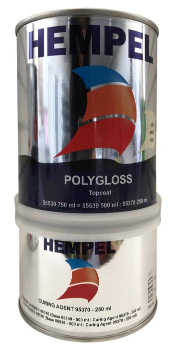 Hempel PolyGloss - råhvid