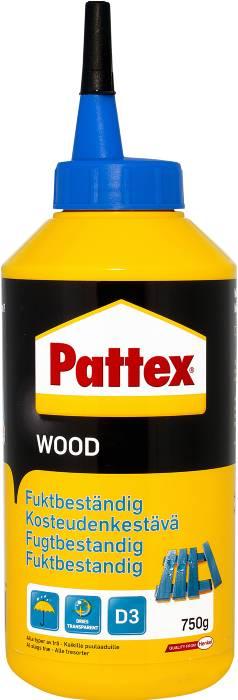 Pattex Trælim fugtbestandig 750 gram