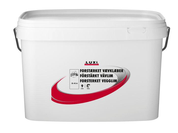 Vævklæber 9 liter forstærket - Luxi