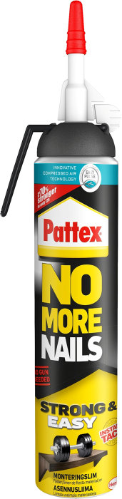 Pattex No More Nails Easy Pack 200 ml