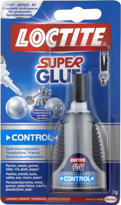 Loctite Super Glue Control
