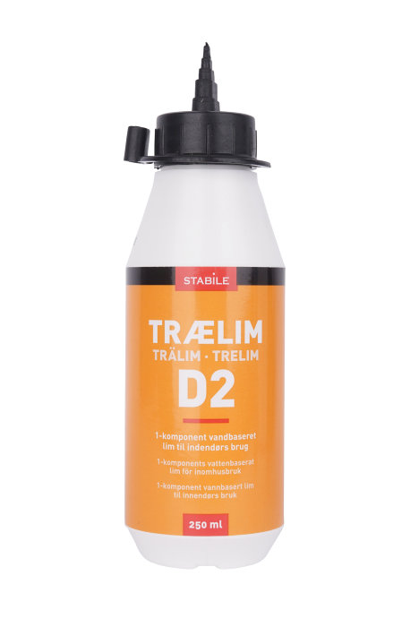 Trælim 250 ml - Stabile