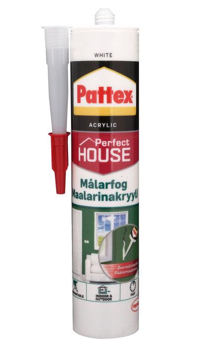 Pattex malerfuge hvid 280 ml