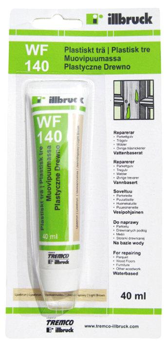Plastiskt trä WF140 ljusbrun